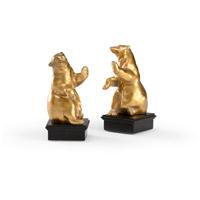 Wildwood Lamps Dancing Bear Bookends (Pair) 300783