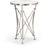 Regent 18 inch Antique Nickel Table Home Decor