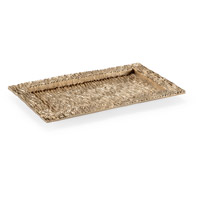 Strata Cast Aluminum Tray, Small
