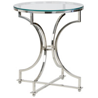 Alex 26 inch Polished Nickel Table Home Decor
