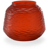 Sesse Red Vase, Small
