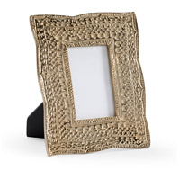 Zuma Champagne and Clear Photo Frame, Small