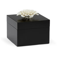 Zinnia Black and White Box