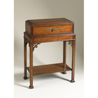 Chelsea House by Wildwood Lamps CM Table in Mahogany 380007