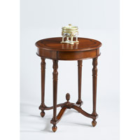 Chelsea House by Wildwood Lamps CM Table in Mahogany 380049