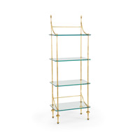 Wildwood Lamps 381993 CM 56 X 20 X 12 inch Etagere
