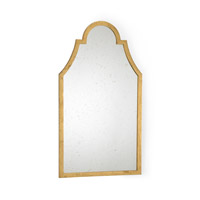 Chelsea House by Wildwood Lamps CM Mirror in Antique Gold 382020
