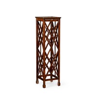 Wildwood Lamps 382098 CM Walnut Plant Stand