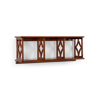 Wildwood Lamps 382103 CM 32 inch Wall Shelf