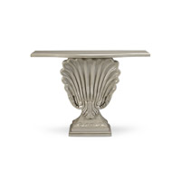 Chelsea House by Wildwood Lamps CM Table in Antique White 382108
