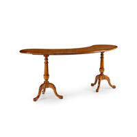 Chelsea House by Wildwood Lamps CM Table in Walnut 382114