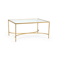 Pam Cain 42 X 30 inch Coffee Table