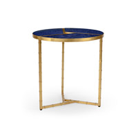 Chelsea House by Wildwood Lamps Bradshaw Orrell Table in Antique Gold 382486
