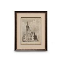 Wildwood Lamps 386151 CM Art Print