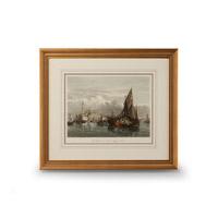 Wildwood Lamps 386222 CM Art Print