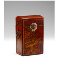 Wildwood 391911 WM Hand Decorated Wine Box