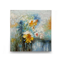 Wildwood Lamps Signature Oil Painting on Canvas 394978