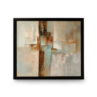 Wildwood Lamps Signature Oil Painting on Canvas with Frame 394999