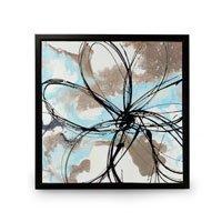 Wildwood Lamps Signature Oil Painting on Canvas with Frame 395030