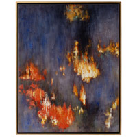 Wildwood Lamps 395073 Serenity 60 X 48 inch Oil Painting