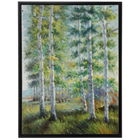 Wildwood 395113 Aspen 50 X 38 inch Oil Painting