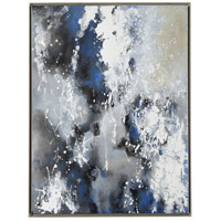 Wildwood 395168 Splash Dance 50 X 38 inch Oil Painting on Canvas