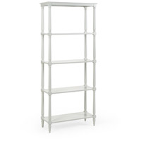 Wildwood Lamps 400003-G Retreat 76 X 32 inch Stonington Gray Etagere