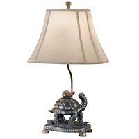 Wildwood Lamps Turtle And The Snail Table Lamp in Faux Bronze 46301
