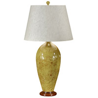 Wildwood 46494 Marketplace 34 inch 100 watt Hand Textured And Painted Table Lamp Portable Light