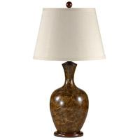 Wildwood Lamps Mushrooms Galore Table Lamp in Hand Painted Porcelain 46595