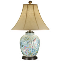 Wildwood Lamps Divers Delight Table Lamp in Hand Painted Acrylic Lacquer 46697