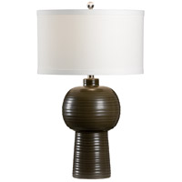 Wildwood 46974 Marketplace 29 inch 100 watt Table Lamp Portable Light