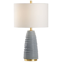 Wildwood 46983 Snowcone 26 inch 100 watt Ceramic and Composite Table Lamp Portable Light