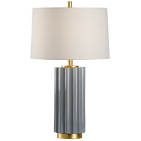 Mythos 28 inch 100 watt Ceramic and Composite Table Lamp Portable Light