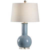 Wildwood 47000 Dharma 29 inch 100 watt Ceramic and Acrylic Table Lamp Portable Light