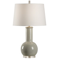 Wildwood 47001 Dharma 30 inch 100 watt Ceramic and Acrylic Table Lamp Portable Light