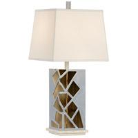 Wildwood 47133 MarketPlace 29 inch 100.00 watt Slate Gray/Natural White Table Lamp Portable Light