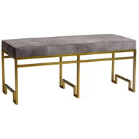 Moxie Antique Gold Bench