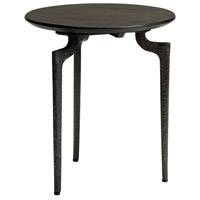Bradley 22 inch Charred Bronze Side Table Home Decor