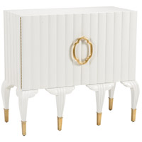 Mayfair White Drinks Cabinet