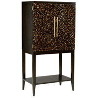 Garrison Black Bar Cabinet