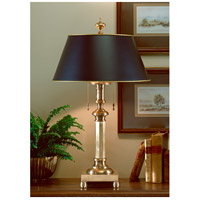 Wildwood Lamps Octagon Candlestick Table Lamp 593-3