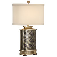 Wildwood Lamps Gold N Key Table Lamp in With Metallic Gold Finish 60067