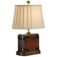 Wildwood Lamps Regal Box Table Lamp in Gold Accents-Hand Made And Finished 60201