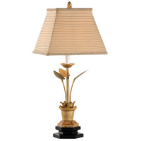 Wildwood Lamps 60278 Miscellaneous 23 inch 40 watt Hand Made Anded Table Lamp Portable Light