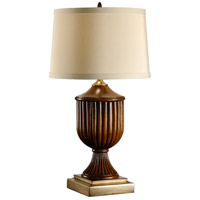 Wildwood Lamps Miscellaneous 1 Light Large Urn Lamp Hand Finished Table Lamp in Handed 60279 photo thumbnail