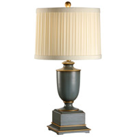 Wildwood Lamps Miscellaneous 1 Light Urn Lamp Hand Colored Table Lamp 60280
