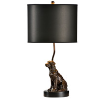 60315-2 Wildwood Wildwood 23 inch 100 watt Solid Brass With Bronze Table Lamp Portable Light