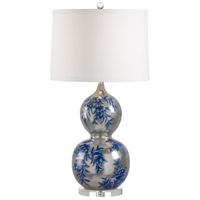 Wildwood Light Blue Table Lamps