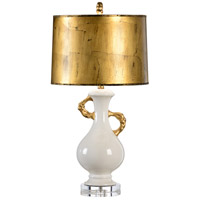 Wildwood 60441 Hayworth 31 inch 100 watt Ceramic and Acrylic Table Lamp Portable Light